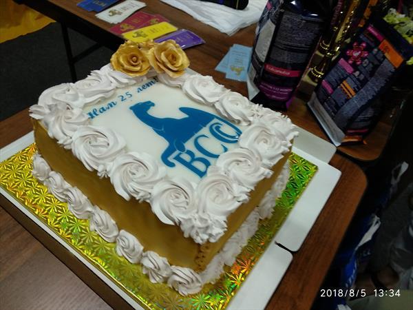 25 лет клубу Bageera Cat Club
