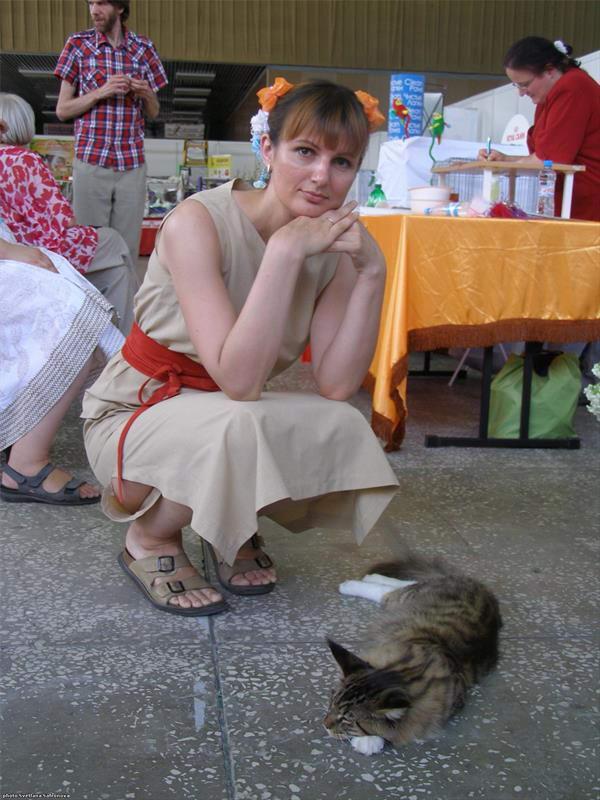07-06 июля 2013: День Ивана Купалы (TICA, Москва)